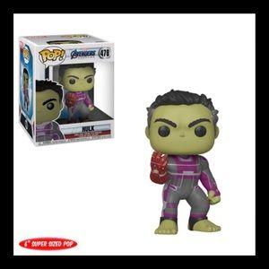 ❗️NEW❗️Funko Marvel Avengers: Endgame Hulk